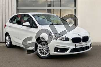 BMW 2 Series 218i SE 5dr (Nav) in Alpine White at Listers King's Lynn (BMW)