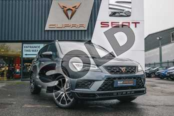 CUPRA Ateca 2.0 TSI 5dr DSG 4Drive (Comfort + Sound pack) in Grey at Listers SEAT Coventry
