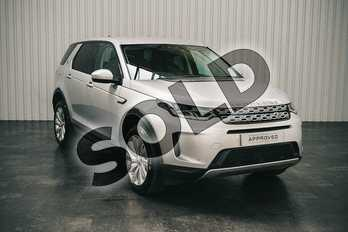 Land Rover Discovery Sport D180 SE Diesel MHEV in Indus Silver at Listers Land Rover Solihull
