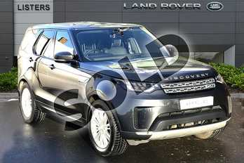 Land Rover Discovery 3.0 SDV6 306 HSE Commercial Auto in Carpathian Grey at Listers Land Rover Droitwich