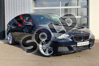 BMW 5 Series 520d M Sport 5dr Step Auto in Carbon Black at Listers King's Lynn (BMW)