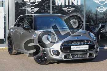MINI Hatchback 2.0 Cooper S Sport II 5dr in Melting Silver at Listers Boston (MINI)