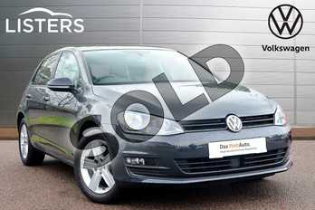 Volkswagen Golf 1.4 TSI 125 Match Edition 5dr in Urano Grey at Listers Volkswagen Coventry