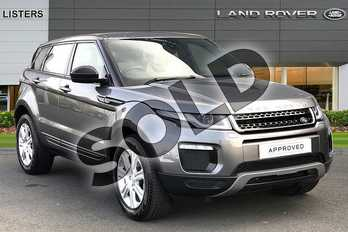 Range Rover Evoque 2.0 TD4 SE Tech 5dr in Corris Grey at Listers Land Rover Hereford