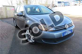 Volkswagen Golf 1.4 TSI Match 5dr in Metallic - Steel grey at Listers Toyota Grantham