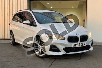 BMW 2 Series 220d M Sport 5dr Step Auto in Mineral White at Listers King's Lynn (BMW)