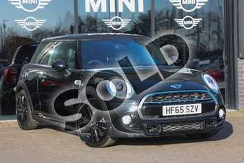 MINI Hatchback 2.0 Cooper S 3dr in Midnight Black at Listers Boston (MINI)