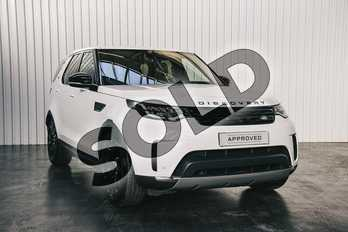 Land Rover Discovery 3.0 TD6 HSE 5dr Auto in Fuji White at Listers Land Rover Solihull