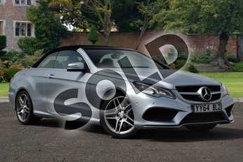 Mercedes-Benz E Class E220 CDI AMG Sport 2dr 7G-Tronic in Metallic - Diamond silver at Listers U Boston