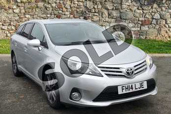 Toyota Avensis 2.0 D-4D Icon Business Edition 5dr in Silver at Listers Toyota Nuneaton