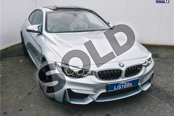BMW M4 M4 2dr DCT in Metallic - Silverstone at Listers U Solihull