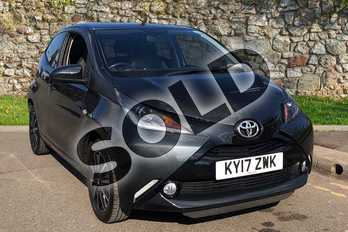 Toyota AYGO 1.0 VVT-i X-Press 5dr in Grey at Listers Toyota Nuneaton