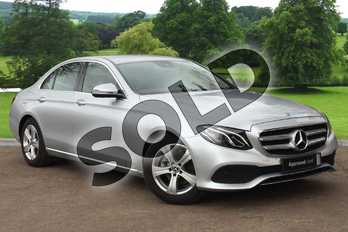Mercedes-Benz E Class E220d SE 4dr 9G-Tronic in Iridium Silver Metallic at Mercedes-Benz of Grimsby