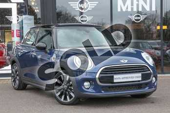 MINI Hatchback 1.5 Cooper 5dr in Deep Blue at Listers Boston (MINI)