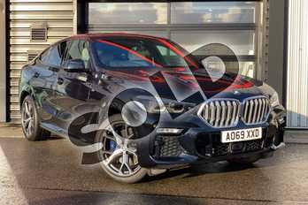 BMW X6 xDrive40i M Sport 5dr Step Auto in Carbon Black at Listers King's Lynn (BMW)