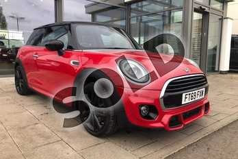 MINI Hatchback 1.5 Cooper Sport II 3dr in Chili Red at Listers Boston (MINI)