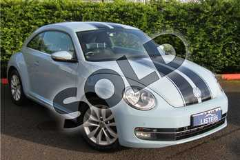 Volkswagen Beetle 1.2 TSI Design 3dr DSG in Special paint - Denim blue at Listers U Boston
