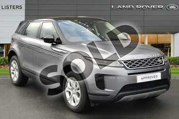 Range Rover Evoque 2.0 D150 S 5dr 2WD in Eiger Grey at Listers Land Rover Hereford