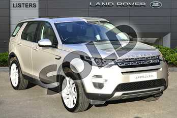 Land Rover Discovery Sport 2.0 TD4 180 HSE Luxury 5dr Auto in Aruba at Listers Land Rover Droitwich