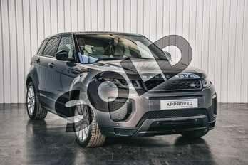Range Rover Evoque 2.0 TD4 HSE Dynamic 5dr Auto in Waitomo Grey at Listers Land Rover Solihull