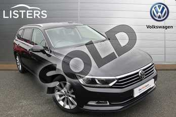 Volkswagen Passat 2.0 TDI SE Business 5dr in Pyrite Silver at Listers Volkswagen Worcester