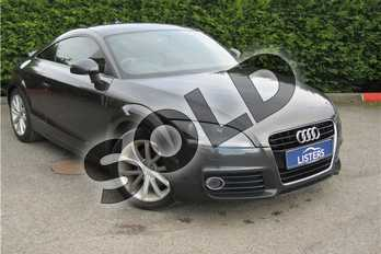 Audi TT 1.8T FSI Sport 2dr in Metallic - Oolong Grey at Listers U Boston
