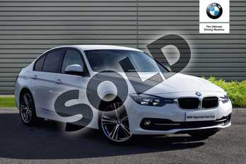 BMW 3 Series 320i Sport 4dr in Alpine White at Listers Boston (BMW)