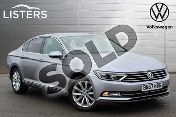 Volkswagen Passat 2.0 TDI SE Business 4dr DSG in Pyrite Silver at Listers Volkswagen Nuneaton