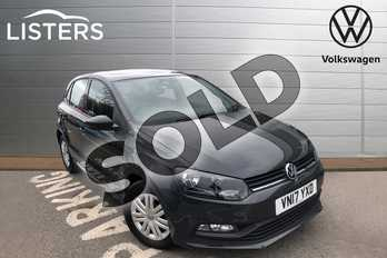 Volkswagen Polo 1.0 S 5dr (AC) in Urano Grey at Listers Volkswagen Worcester