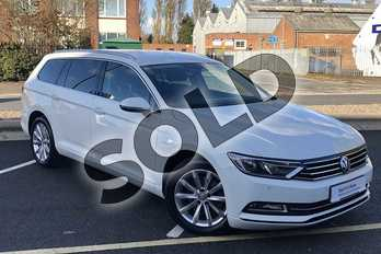 Volkswagen Passat 2.0 TDI SE Business 5dr DSG in Pure White at Listers Volkswagen Worcester