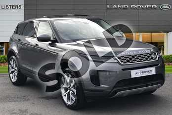 Range Rover Evoque 2.0 P250 HSE 5dr Auto in Corris Grey at Listers Land Rover Hereford