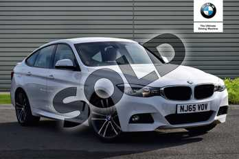 BMW 3 Series 335d xDrive M Sport 5dr Step Auto (Business Media) in Alpine White at Listers Boston (BMW)
