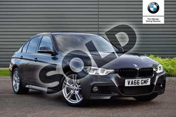BMW 3 Series 335d xDrive M Sport 4dr Step Auto in Mineral Grey at Listers Boston (BMW)