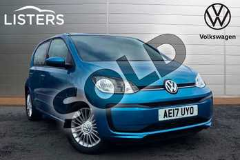 Volkswagen Up 1.0 Move Up 5dr in Costa Azul at Listers Volkswagen Loughborough