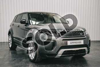 Range Rover Evoque 2.0 TD4 HSE Dynamic Lux 5dr Auto in Corris Grey at Listers Land Rover Solihull