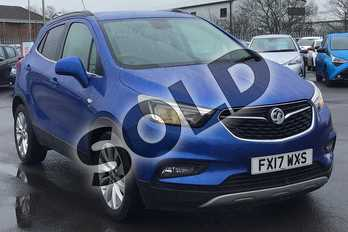 Vauxhall Mokka X 1.4T Elite 5dr Auto in Blue at Listers Toyota Lincoln