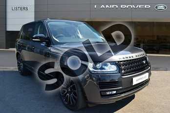 Range Rover 4.4 SDV8 Vogue SE 4dr Auto in Carpathian Grey at Listers Land Rover Hereford