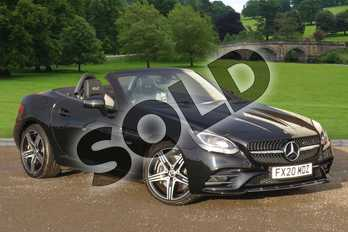 Mercedes-Benz SLC SLC 200 Final Edition 2dr 9G-Tronic in black at Mercedes-Benz of Lincoln