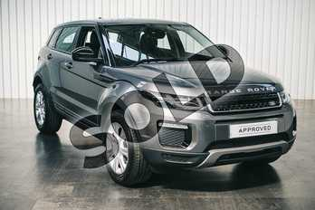 Range Rover Evoque 2.0 TD4 SE Tech 5dr in Corris Grey at Listers Land Rover Solihull