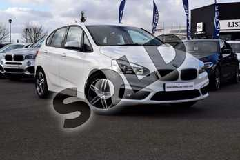 BMW 2 Series 220d xDrive Sport 5dr (Nav) Step Auto in Alpine White at Listers Boston (BMW)