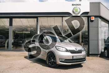 Skoda Citigo 1.0 MPI GreenTech Colour Edition 5dr in Tungsten Silver at Listers ŠKODA Coventry