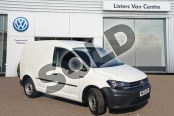 Audi A3 2.0 TDI 170 Sport 3dr in White at Listers Volkswagen Van Centre Coventry