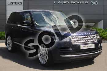 Range Rover 3.0 TDV6 Vogue SE 4dr Auto in Loire Blue at Listers Land Rover Droitwich
