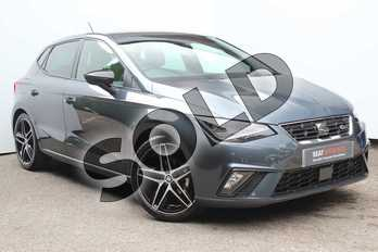 SEAT Ibiza 1.0 FR Sport (EZ) 5dr in Magnetic Grey at Listers SEAT Worcester