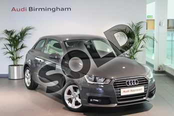 Audi A1 1.4 TFSI Sport 3dr in Nano Grey Metallic at Birmingham Audi