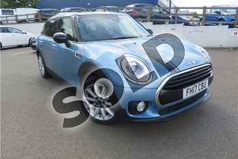 MINI Clubman 2.0 Cooper D 6dr in Metallic - Deep blue at Listers Toyota Grantham
