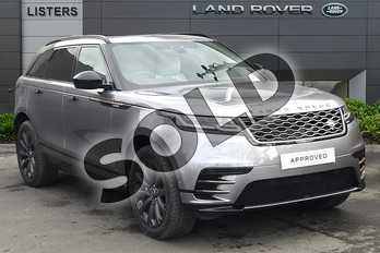 Range Rover Velar 2.0 D180 R-Dynamic SE 5dr Auto in Eiger Grey at Listers Land Rover Droitwich