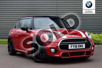 MINI Hatchback 2.0 Cooper S Works 210 3dr in Chili Red at Listers Boston (MINI)
