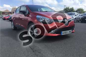 Renault Clio 1.2 16V Play 5dr in Special Renault ID - Flame red at Listers Toyota Lincoln