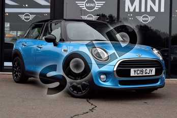 MINI Hatchback 1.5 Cooper Classic II 5dr in Electric Blue at Listers Boston (MINI)
